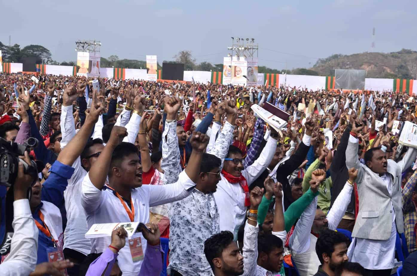India: what divides Modi's BJP and Gandhi's Congress?