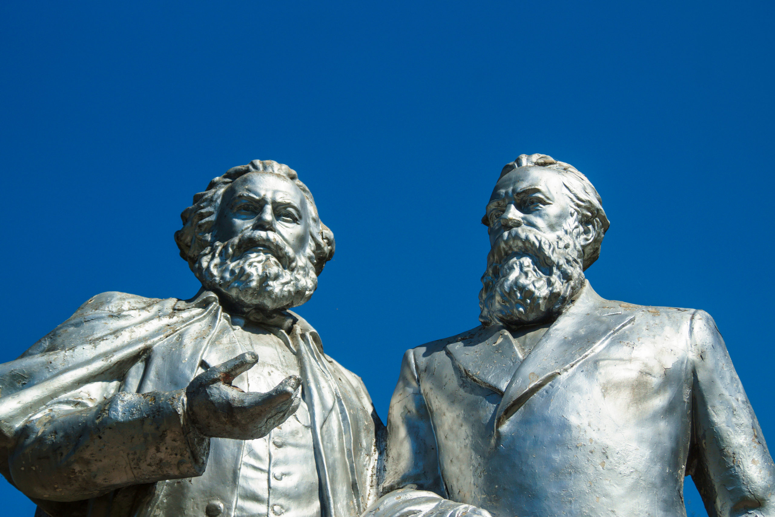 Friedrich Engels, the underestimated