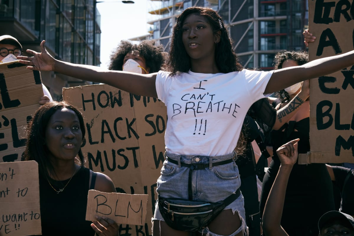 Black Lives Matter: a new moment for transformation