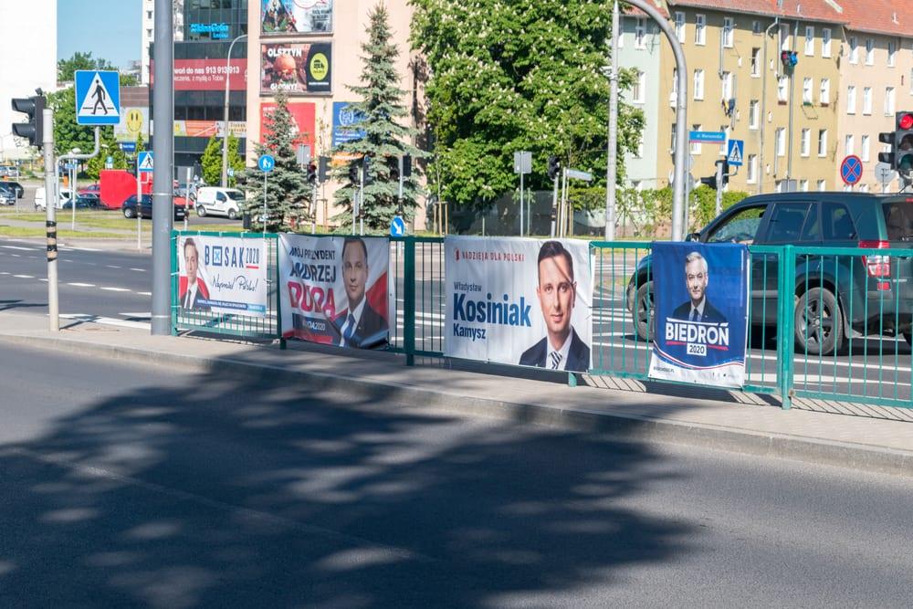 Poland: the post electoral landscape