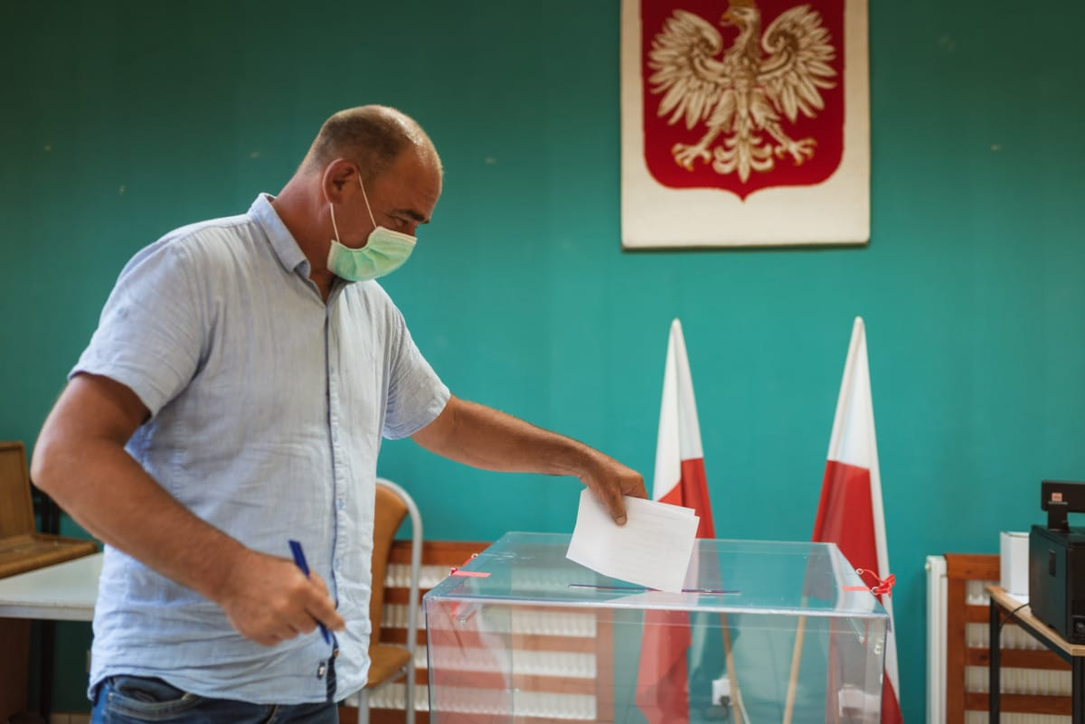 The Polish presidential elections: socio-demographic differentiations