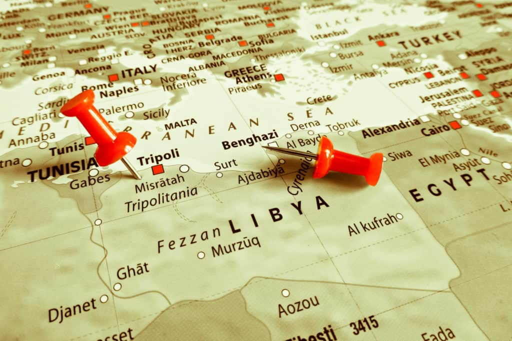 War in Libya: the battle for Tripoli and Europe's responsibility.jpg