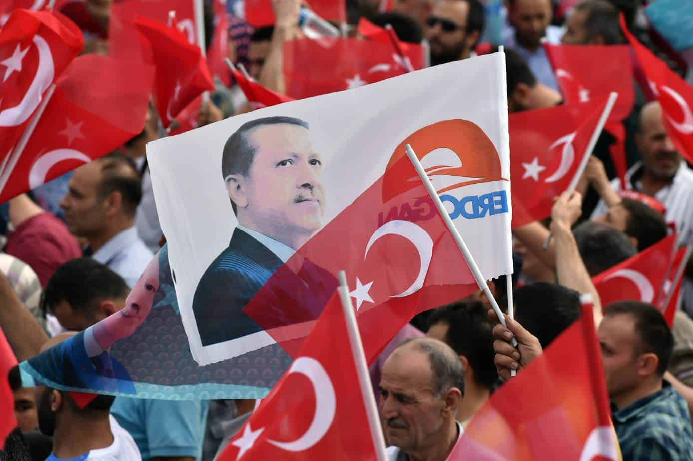 Conservative Turkey votes for one-man rule