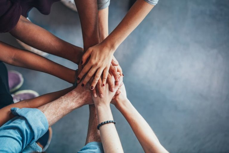 To reunite, we must restore the basics of human cooperation: Trust