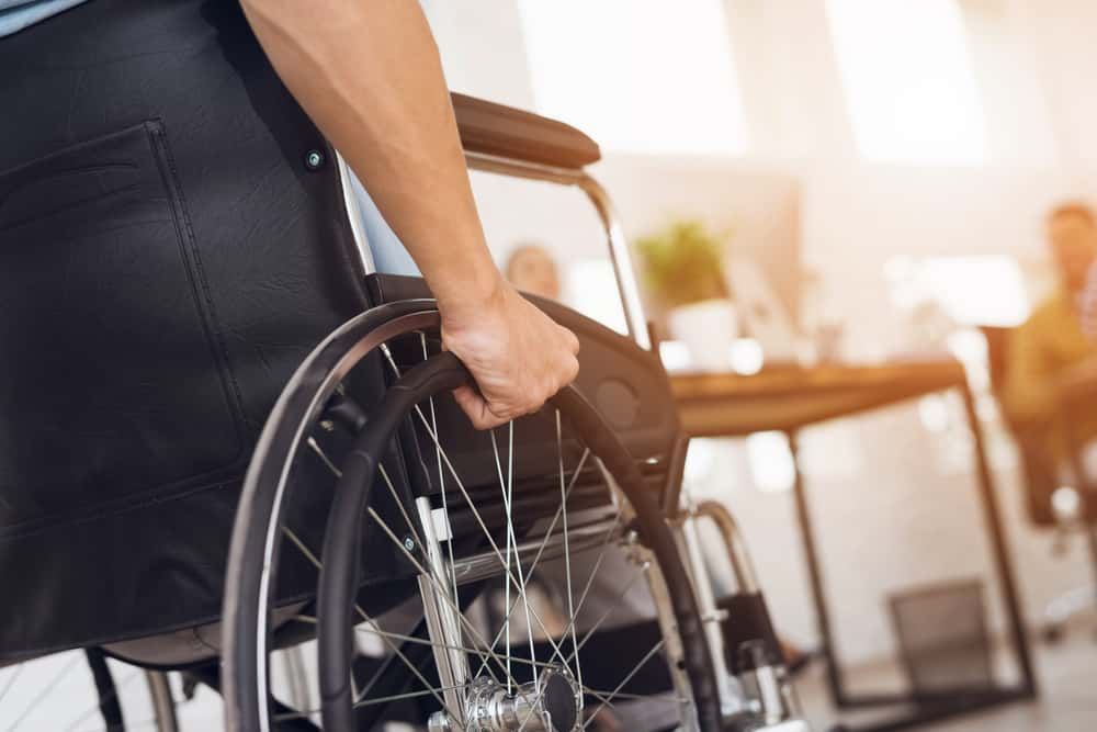 Disability doesn't exist? Four things to do right away
